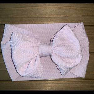 Other - Baby Head Wrap - Pastel Purple